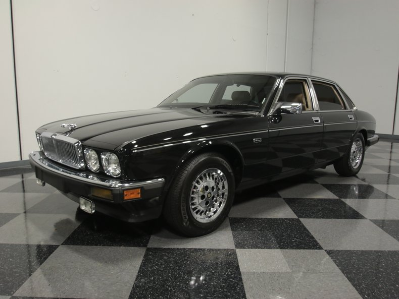 For Sale: 1989 Jaguar XJ6