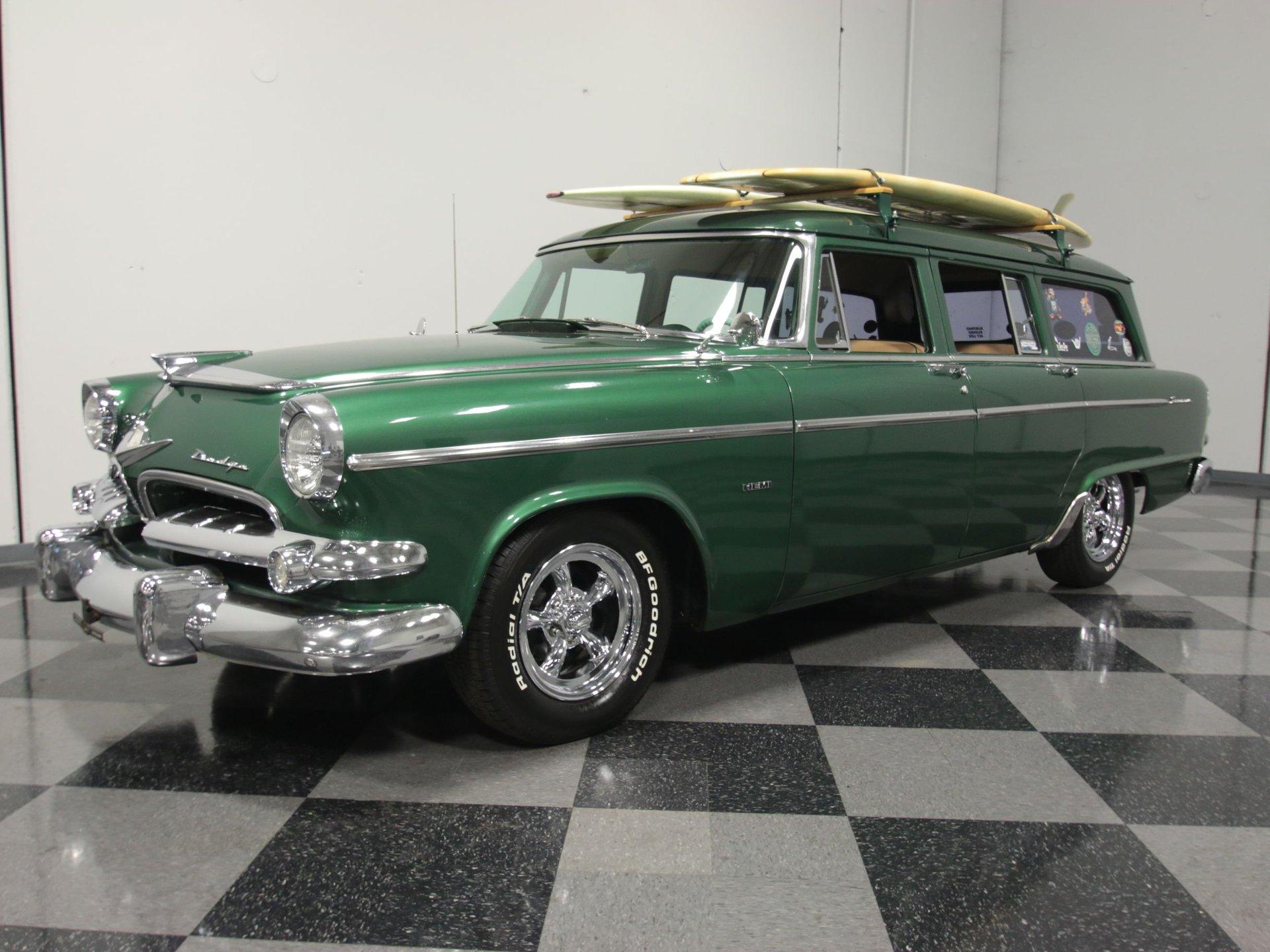1955 dodge sierra wagon