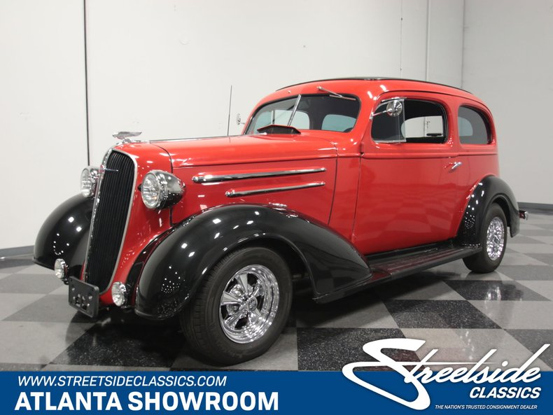 For Sale: 1936 Chevrolet Master Deluxe