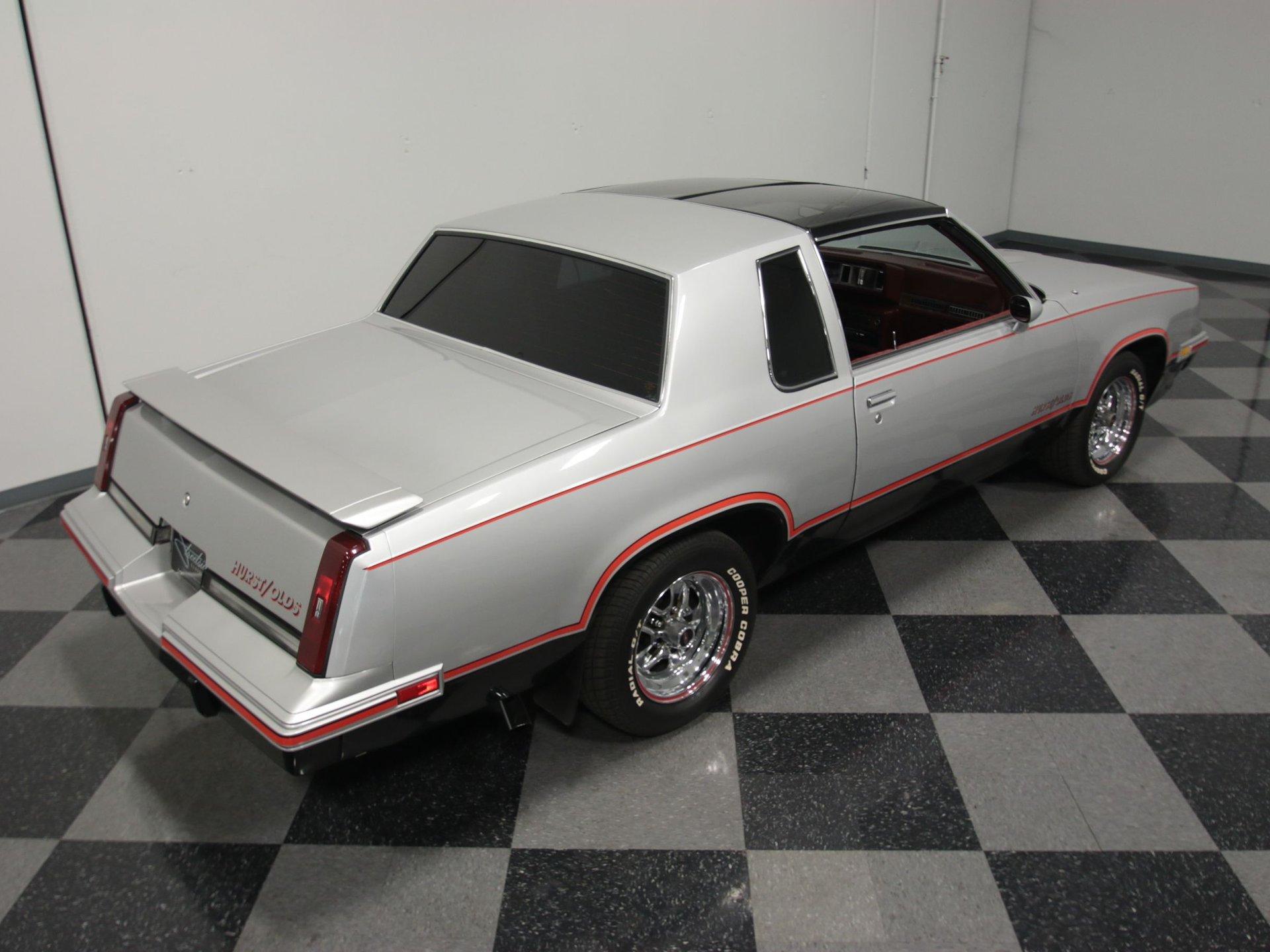 1984 Oldsmobile Cutlass | Streetside Classics - The Nation's