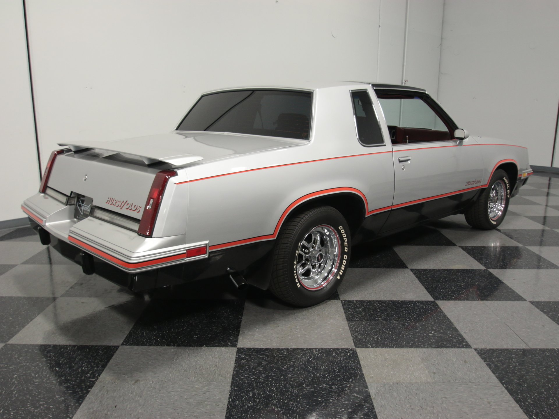 1984 Oldsmobile Cutlass | Streetside Classics - The Nation's