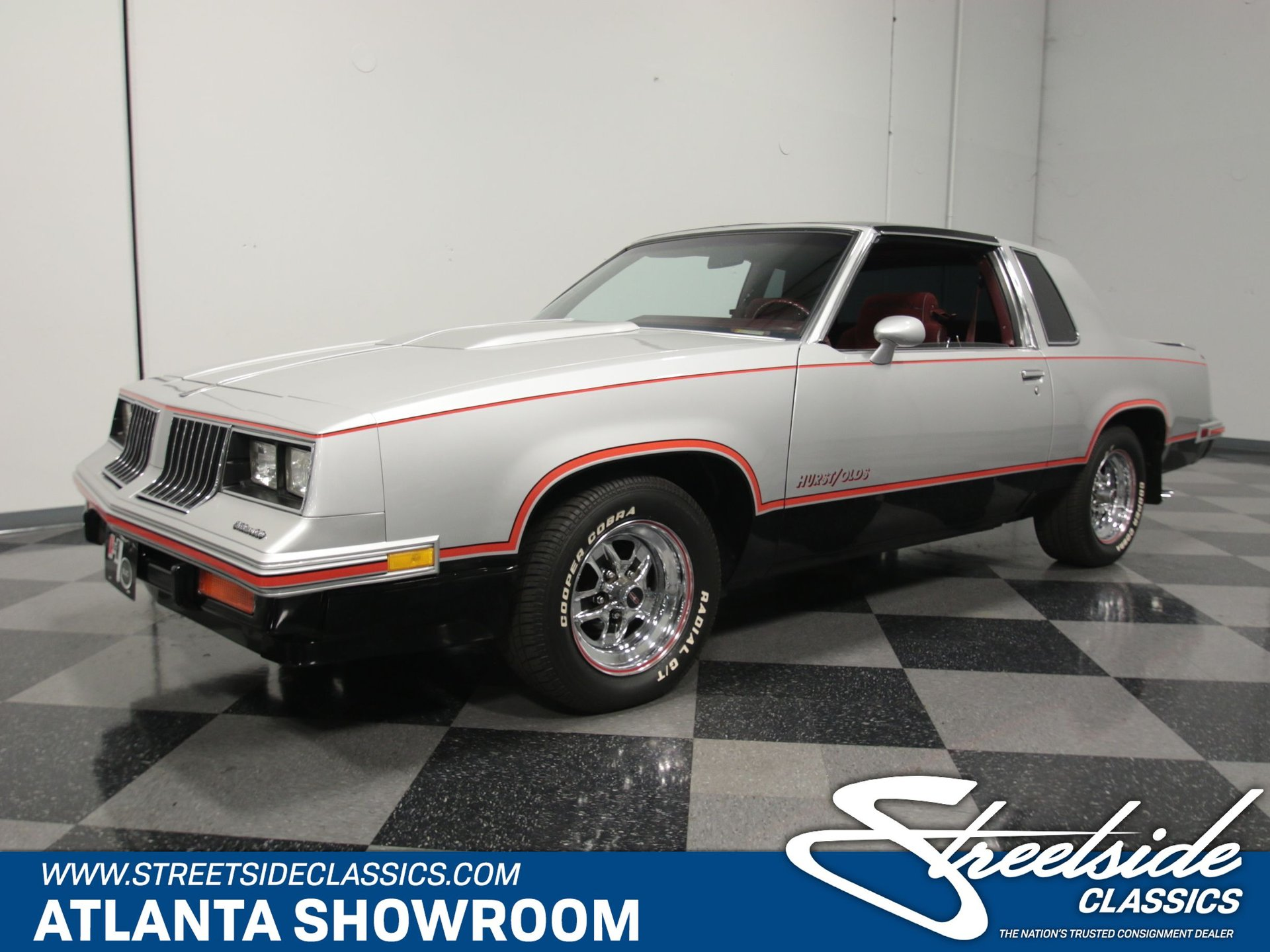 1984 oldsmobile cutlass 442 hurst olds