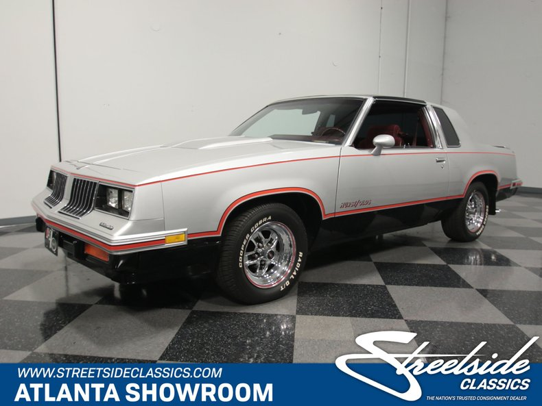 For Sale: 1984 Oldsmobile Cutlass