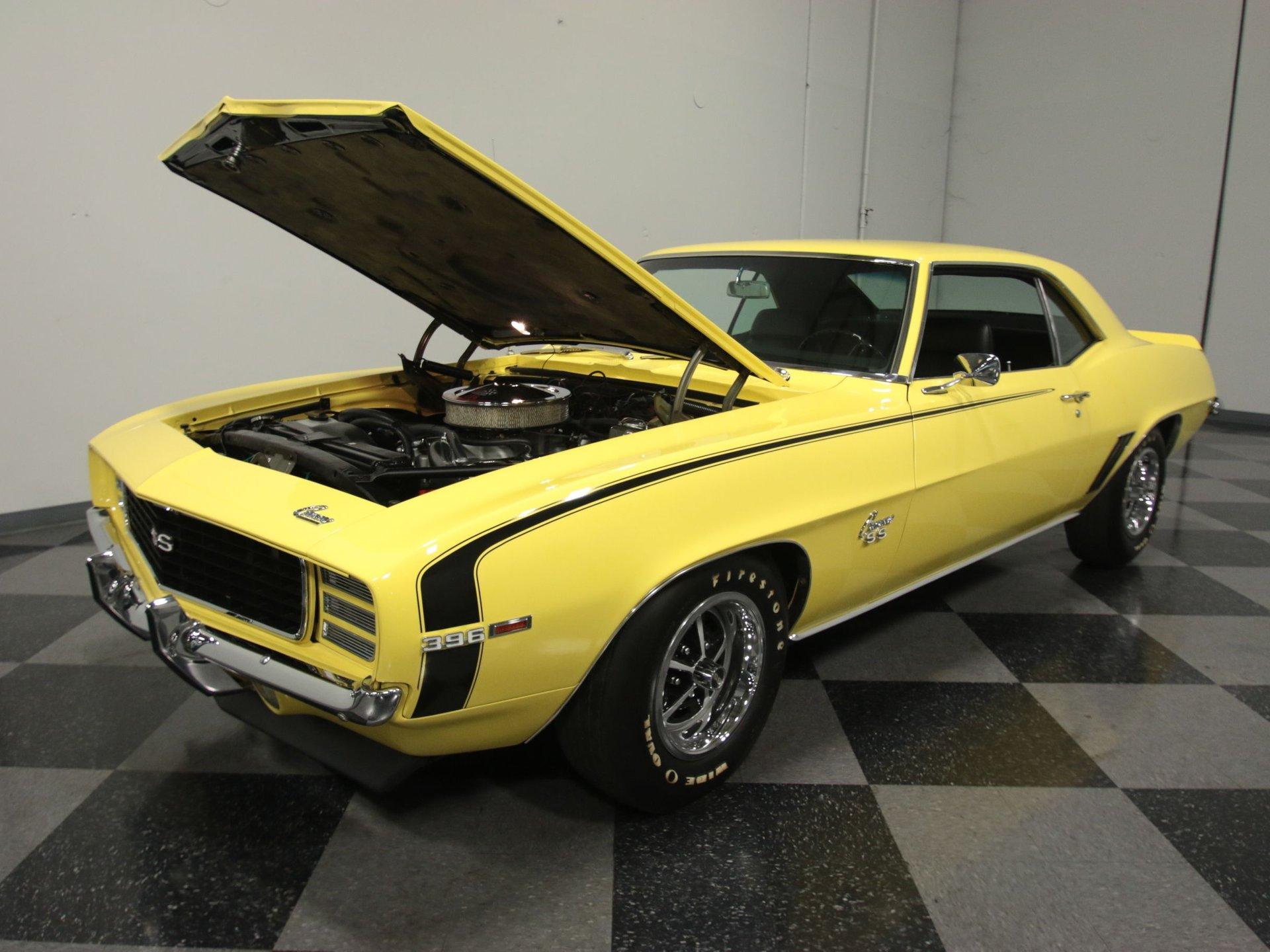 1969 Chevrolet Camaro | Streetside Classics - The Nation's Trusted