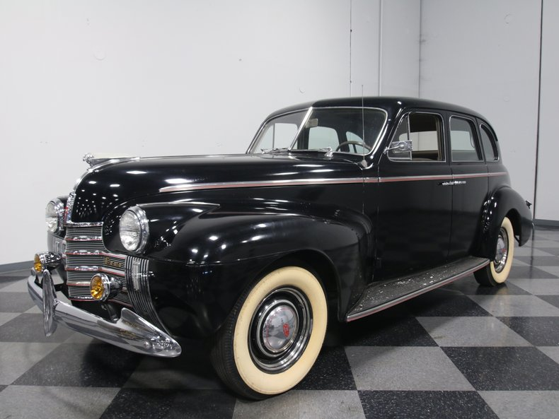 For Sale: 1940 Oldsmobile Series 70