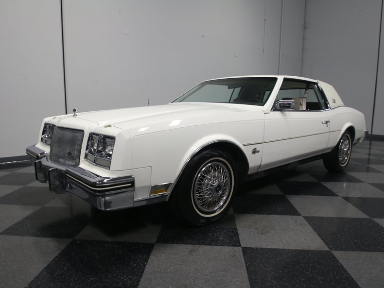 For Sale: 1984 Buick Riviera