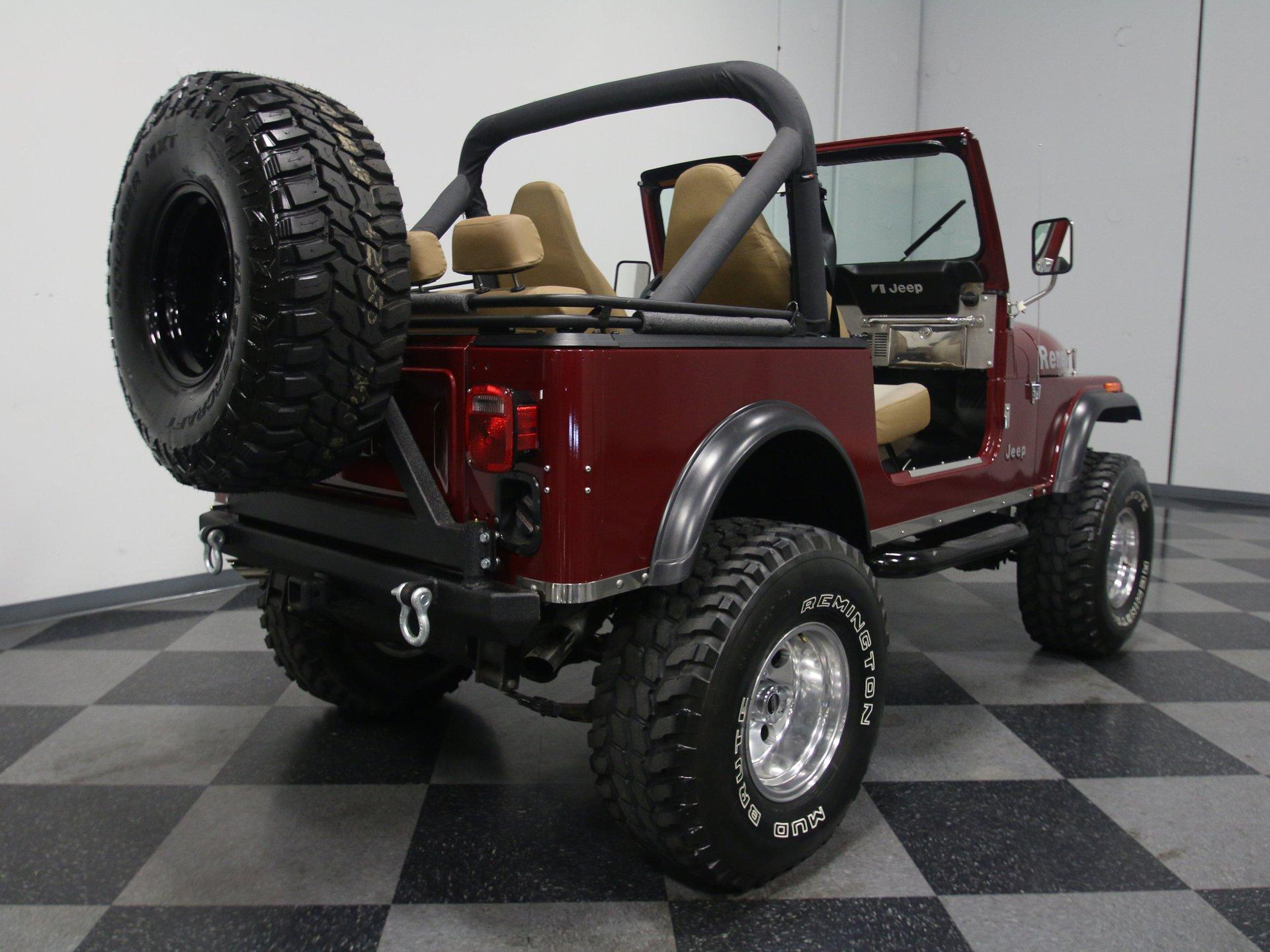 1982 Jeep CJ7 | Streetside Classics - The Nation's Trusted