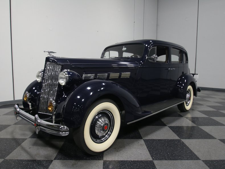 For Sale: 1937 Packard 120