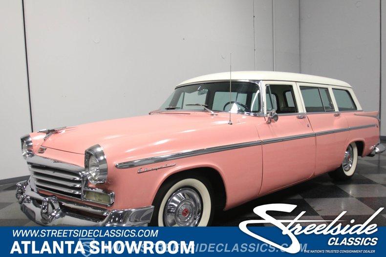 For Sale: 1956 Chrysler Windsor