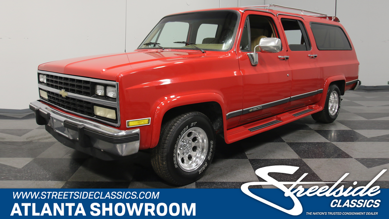 For Sale: 1985 Chevrolet Suburban
