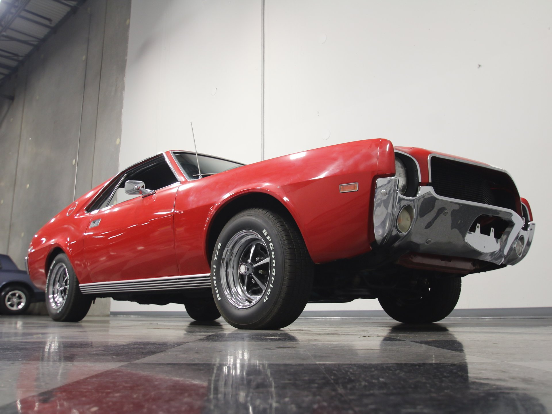 1968 AMC AMX | Streetside Classics - The Nation's Trusted Classic