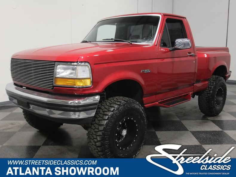 For Sale: 1992 Ford F-150