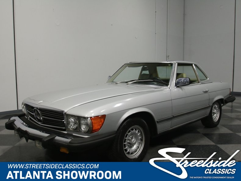 For Sale: 1980 Mercedes-Benz 450SL