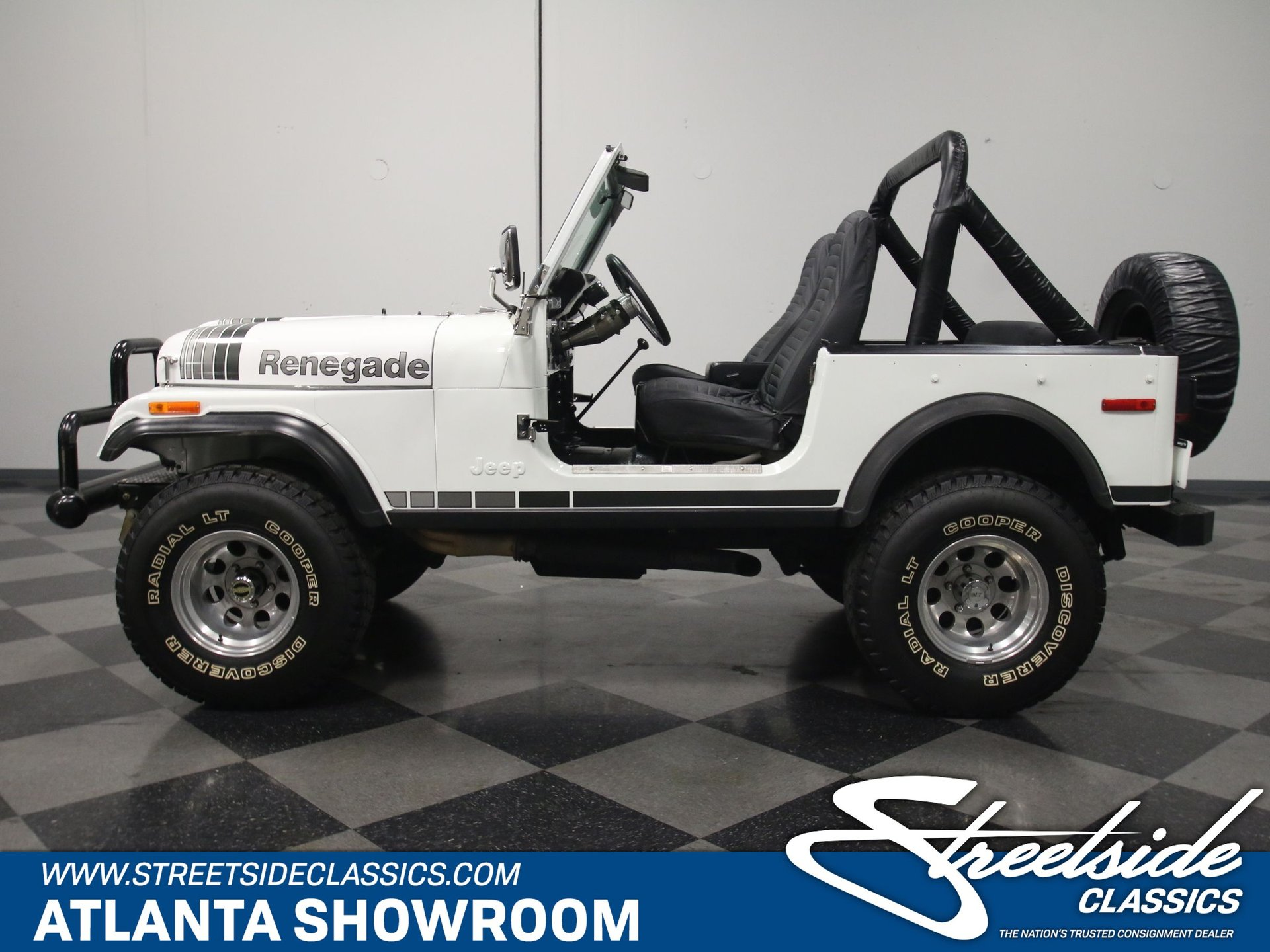 1978 jeep cj7 renegade