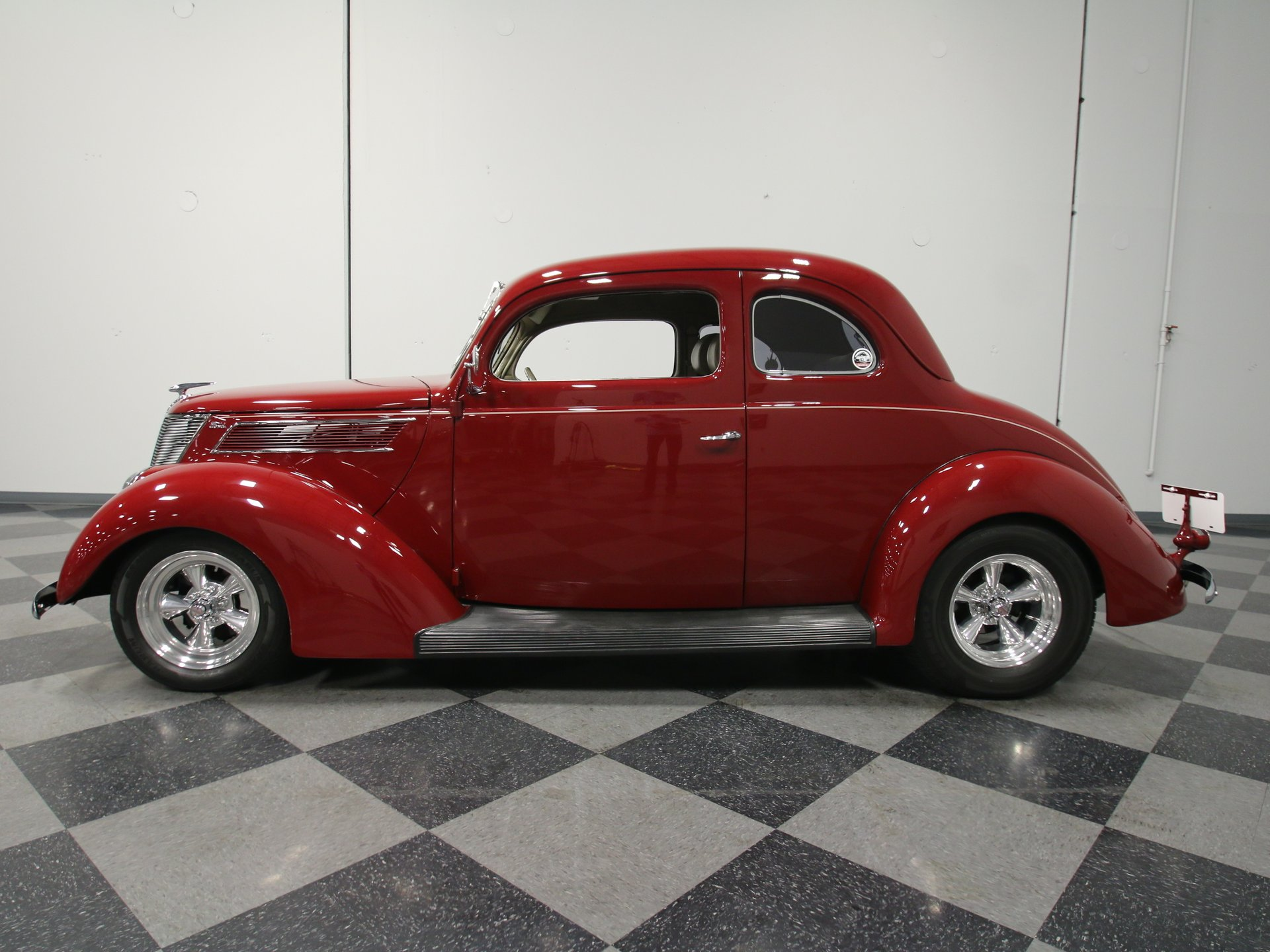 For Sale: 1937 Ford Club Coupe