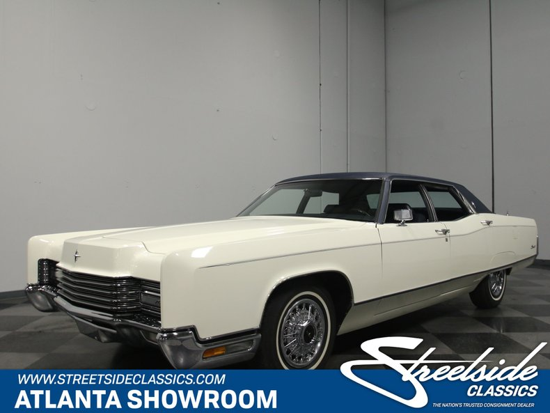 For Sale: 1970 Lincoln Continental