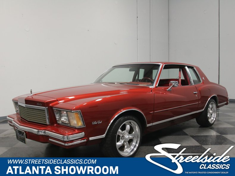 For Sale: 1978 Chevrolet Monte Carlo