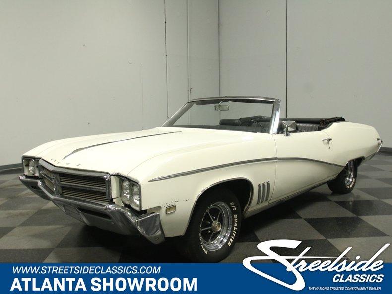 For Sale: 1969 Buick Skylark