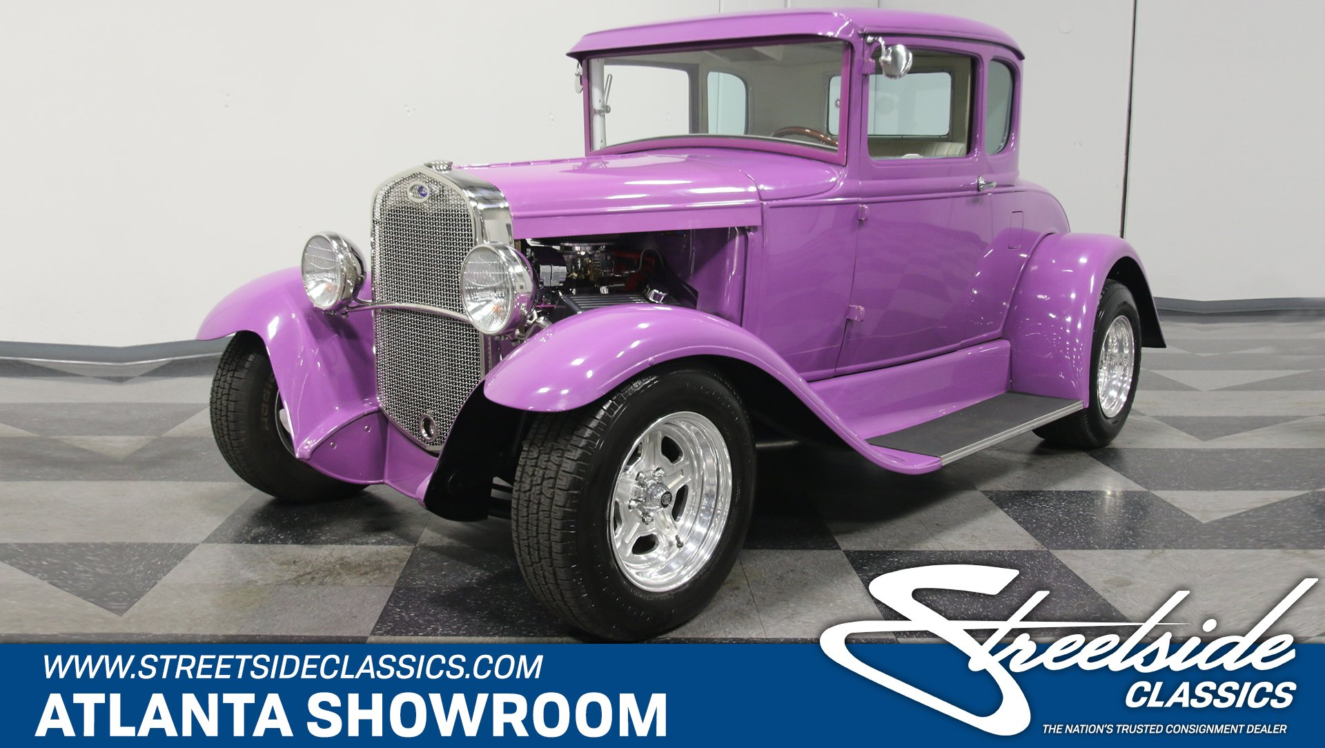 1931 ford coupe streetrod