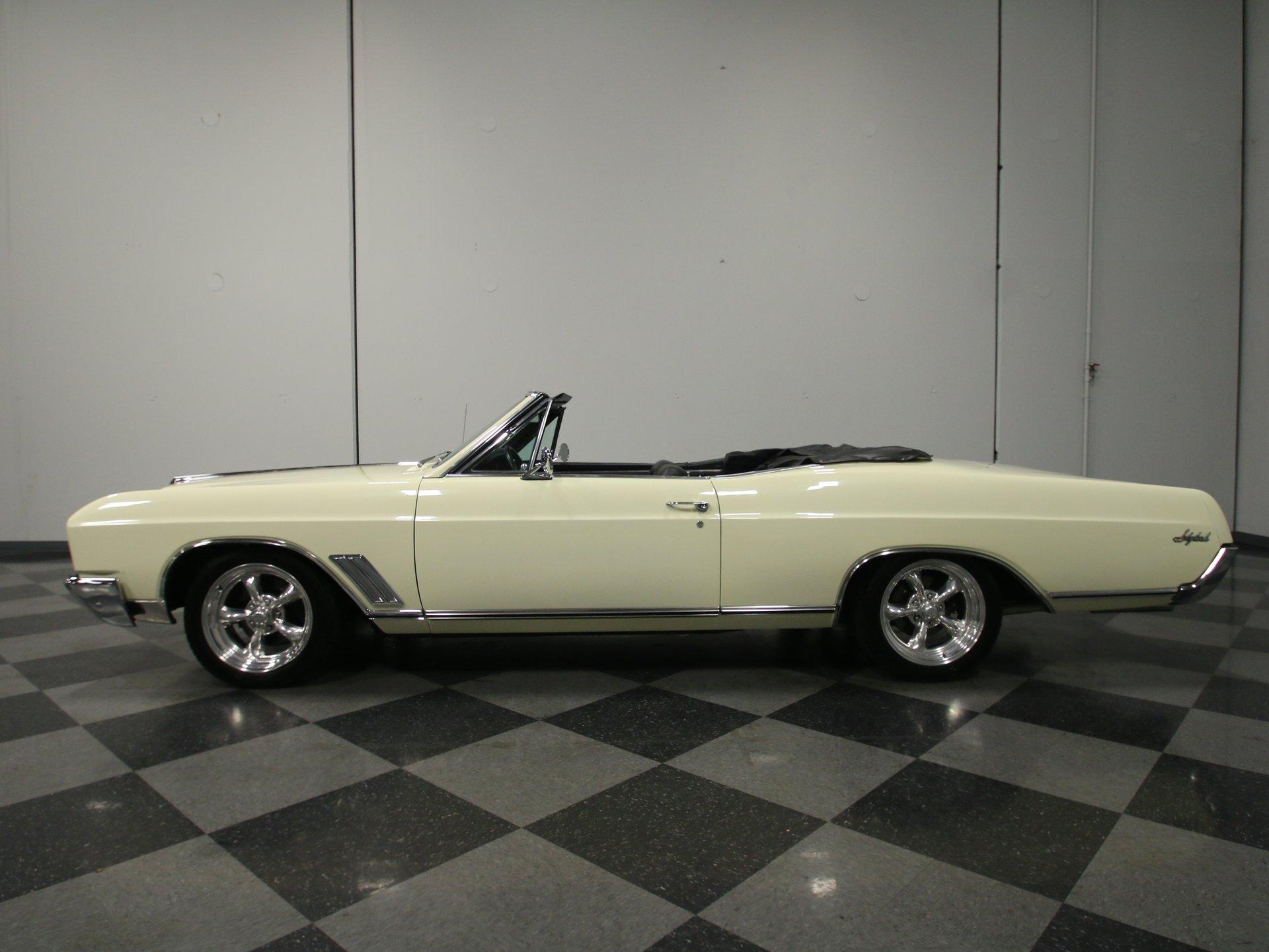 1967 buick skylark pro touring