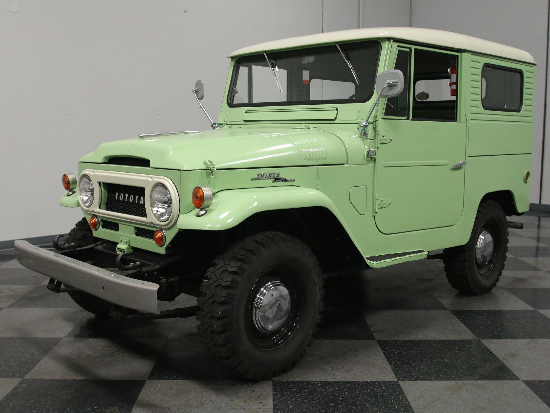 1962 toyota