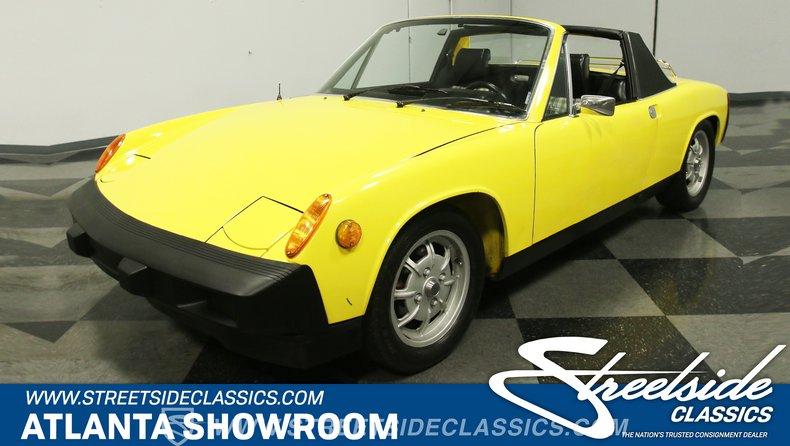 For Sale: 1976 Porsche 914