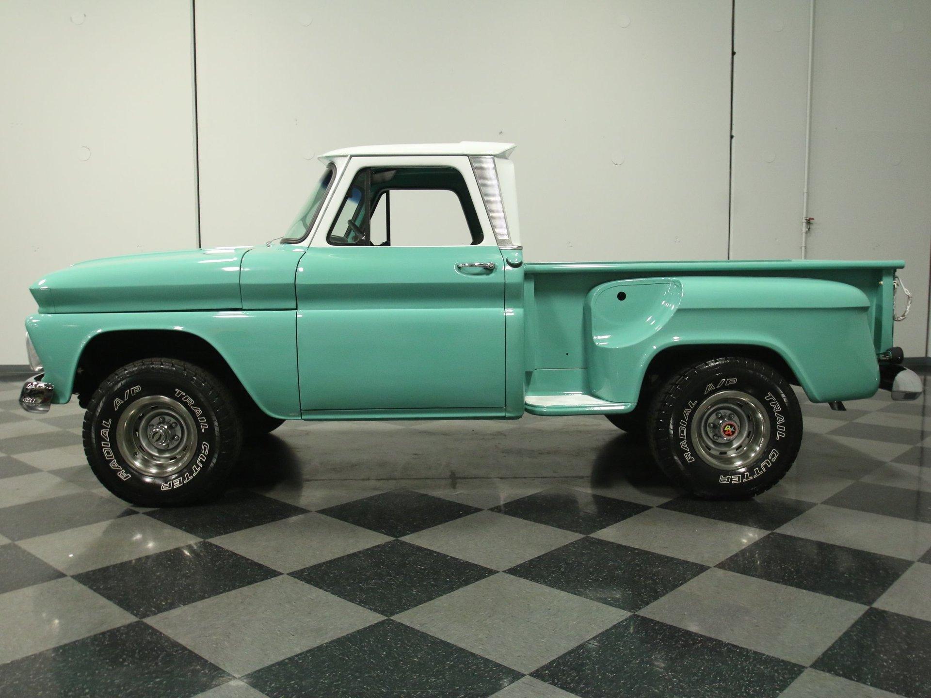 1965 chevrolet c10 4x4