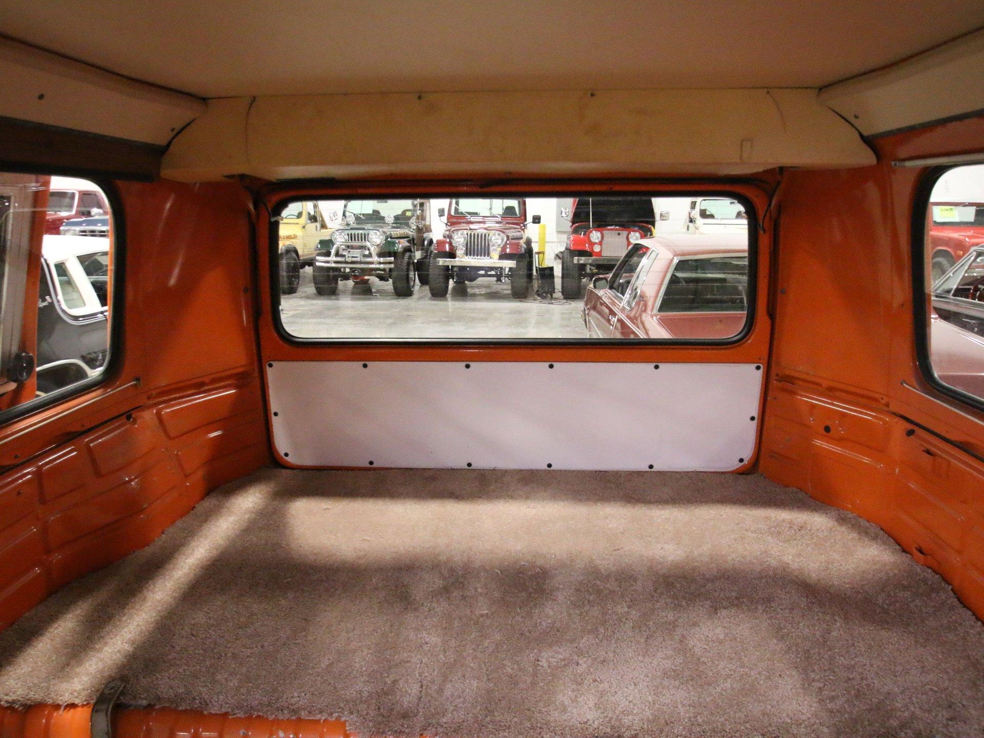 1975 volkswagen bus westfalia camper