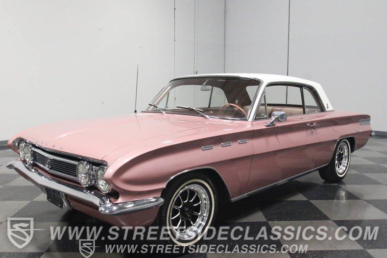 For Sale: 1962 Buick Skylark