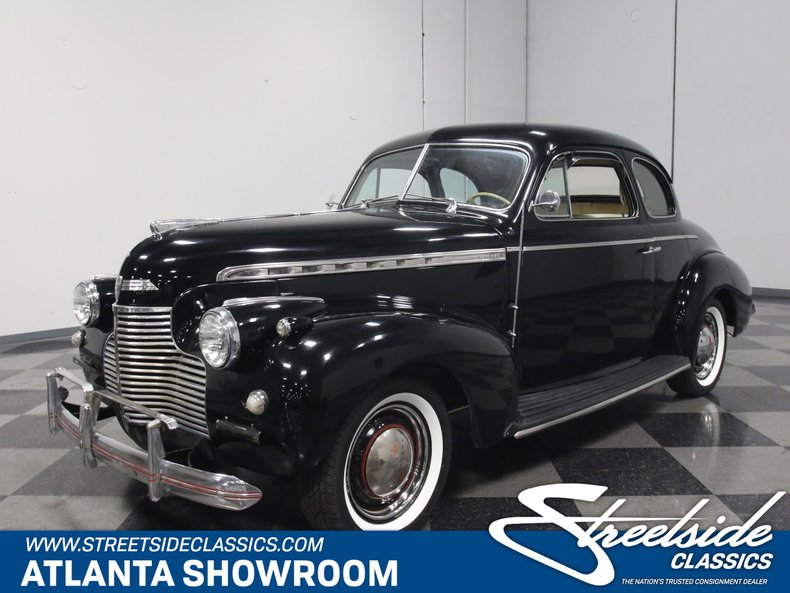 For Sale: 1940 Chevrolet Deluxe