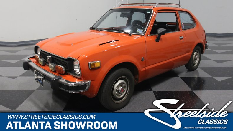 1976 Honda Civic For Sale
