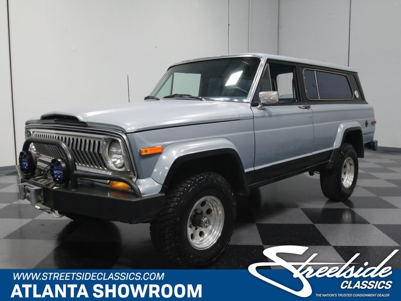 1978 jeep cherokee | streetside classics - the nation's trusted
