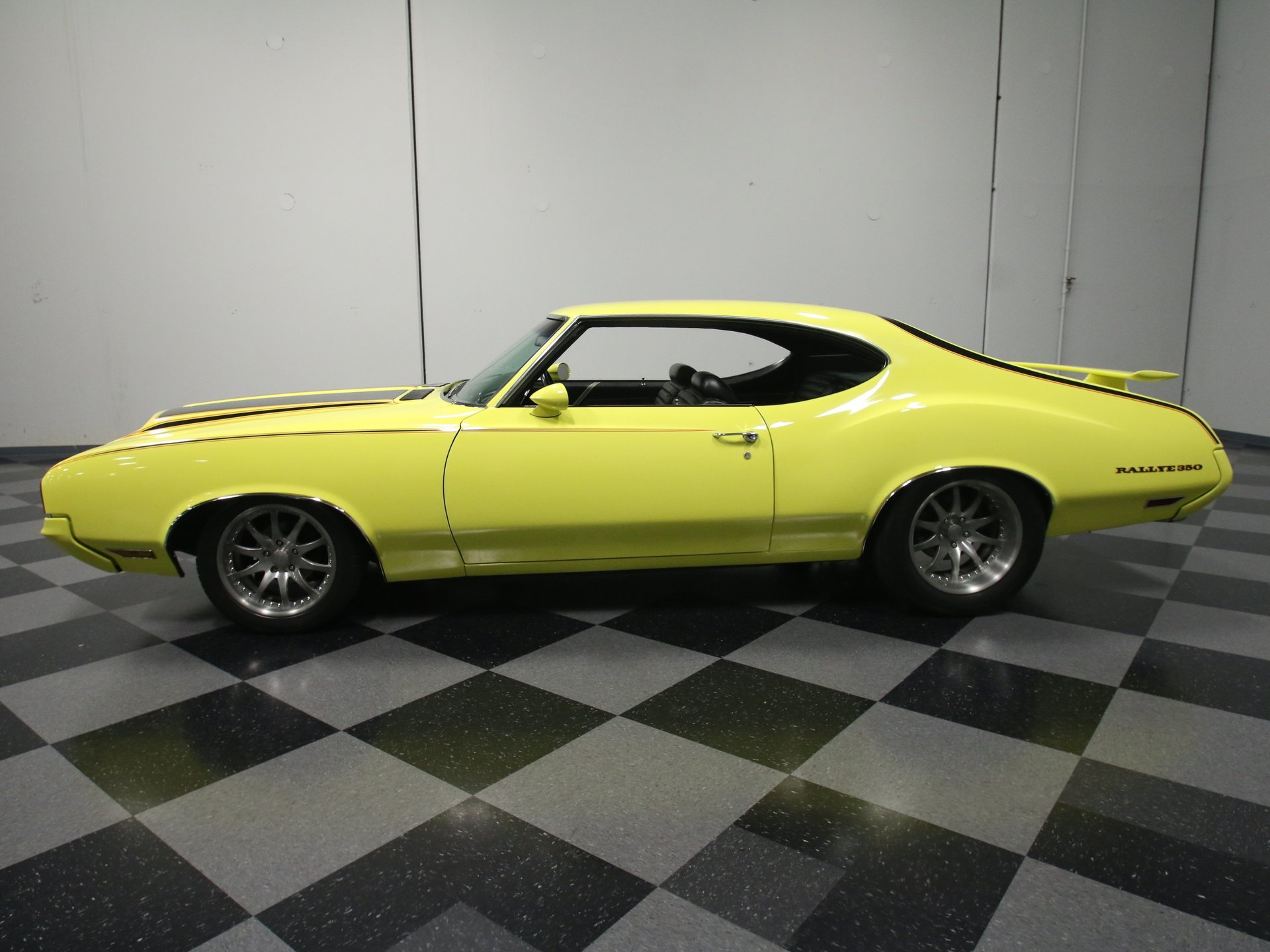 1970 oldsmobile cutlass rallye 350 tribute