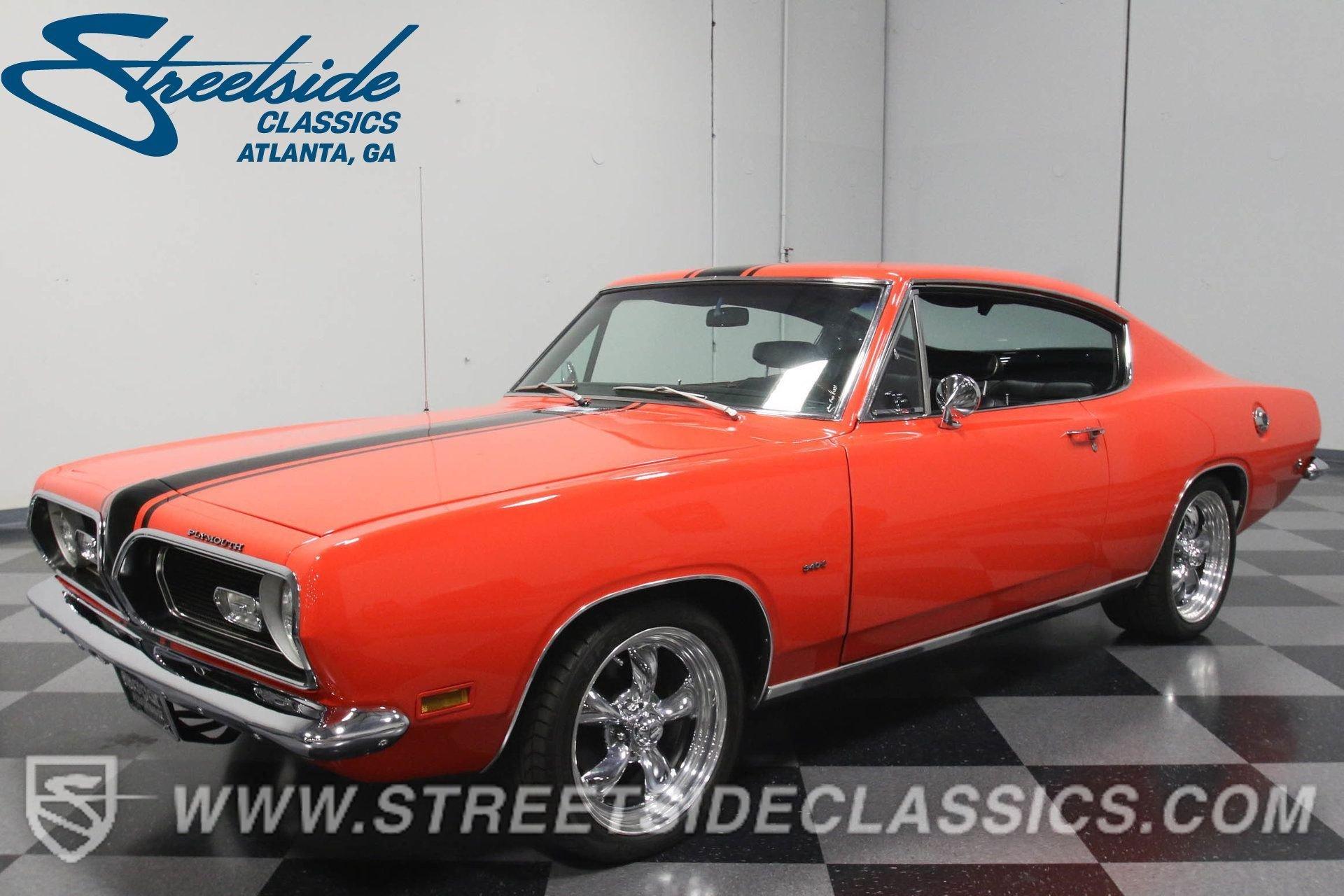 1969 Plymouth Barracuda | Streetside Classics - The Nation's