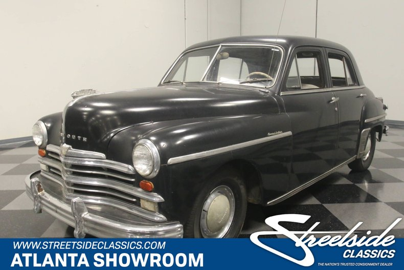 For Sale: 1949 Plymouth Special