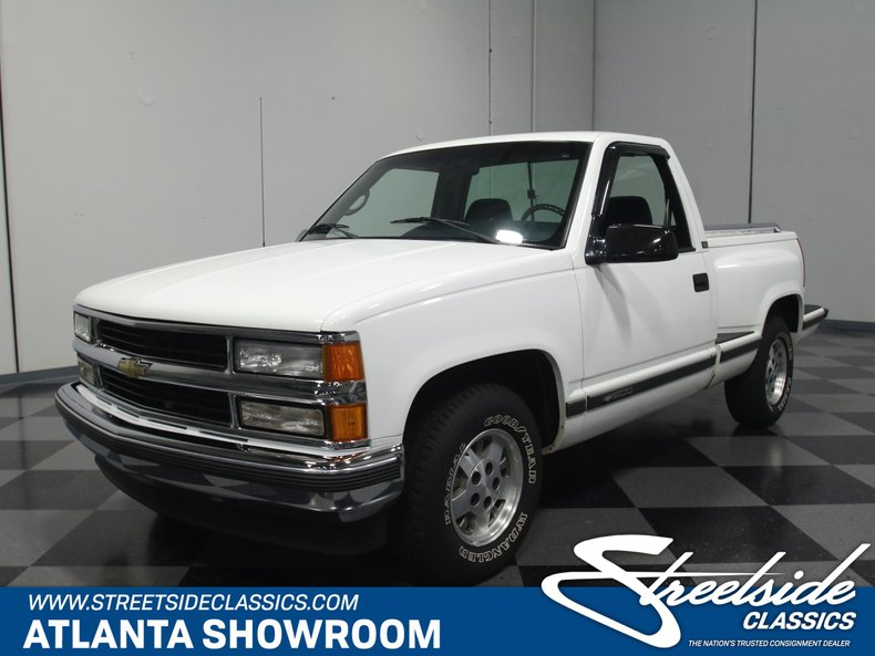 1995 chevy 1500 payload capacity