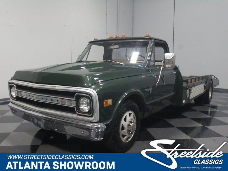 For Sale: 1971 Chevrolet C20
