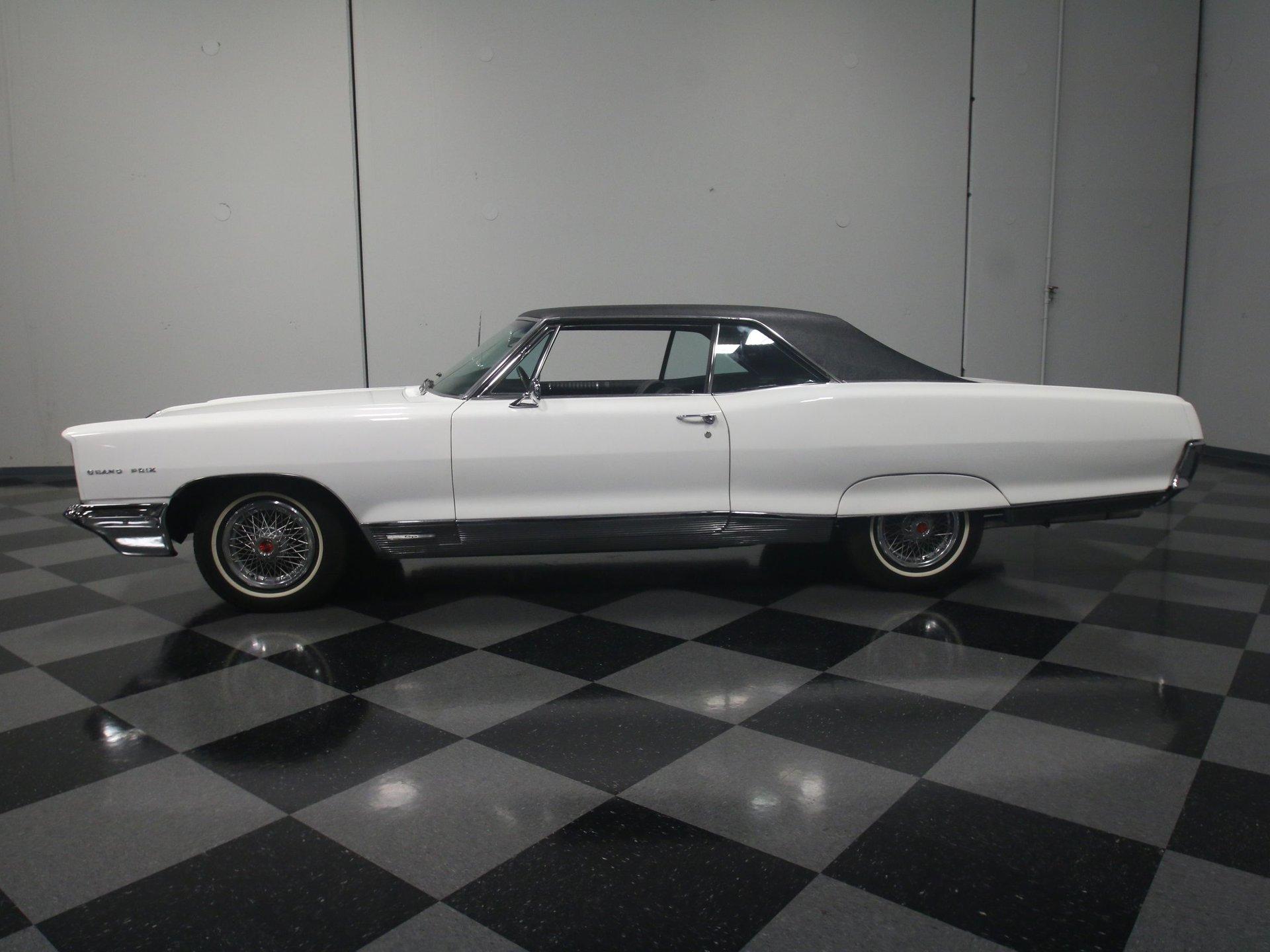 1966 pontiac grand prix