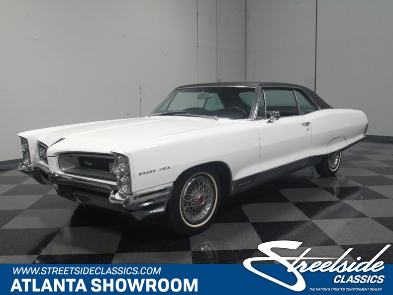 For Sale: 1966 Pontiac Grand Prix