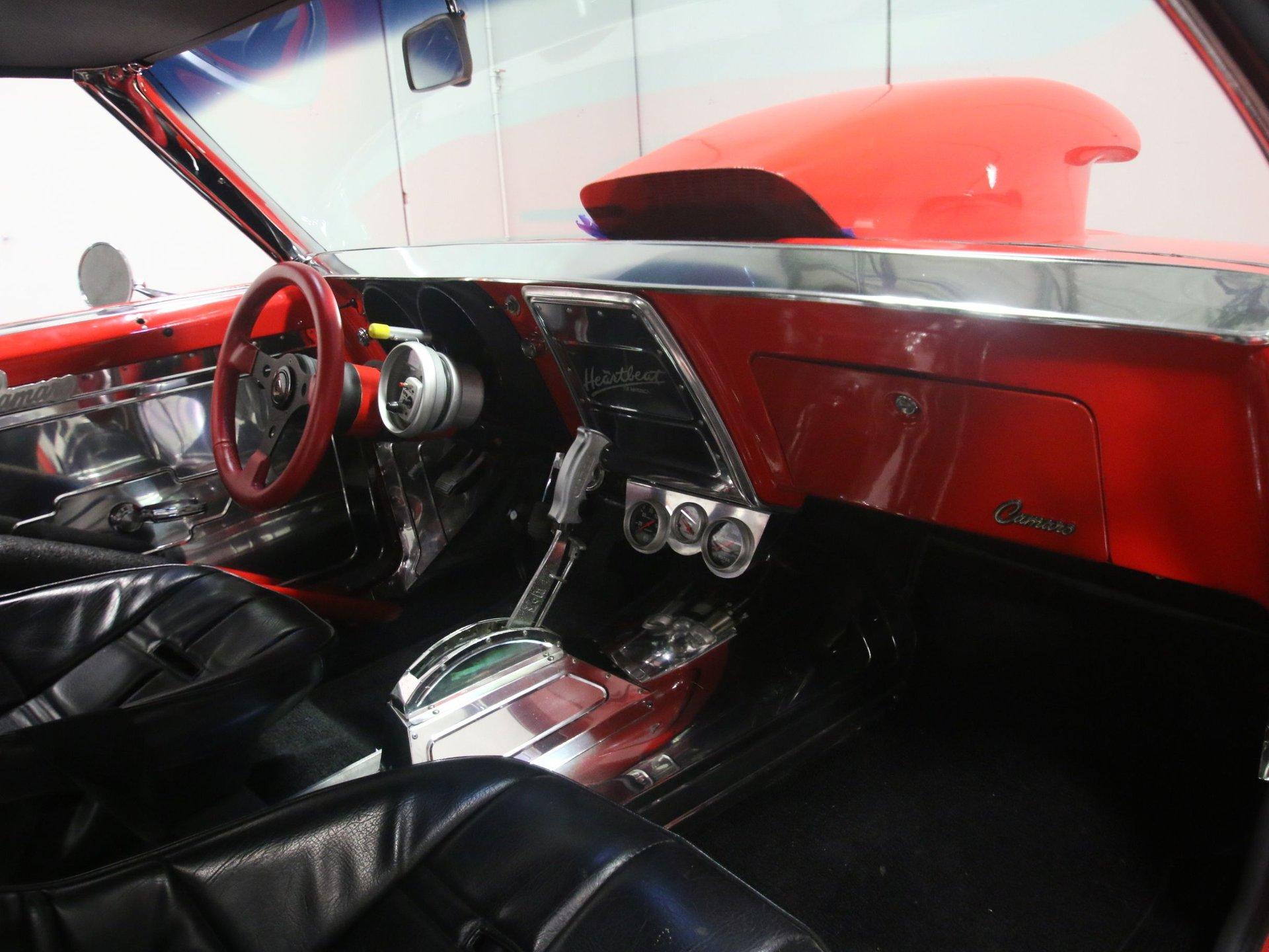 1967 Chevrolet Camaro Prostreet for sale #50642 | MCG