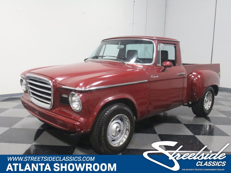 For Sale: 1961 Studebaker Champ