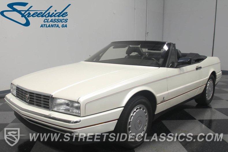 1990 Cadillac Allante For Sale