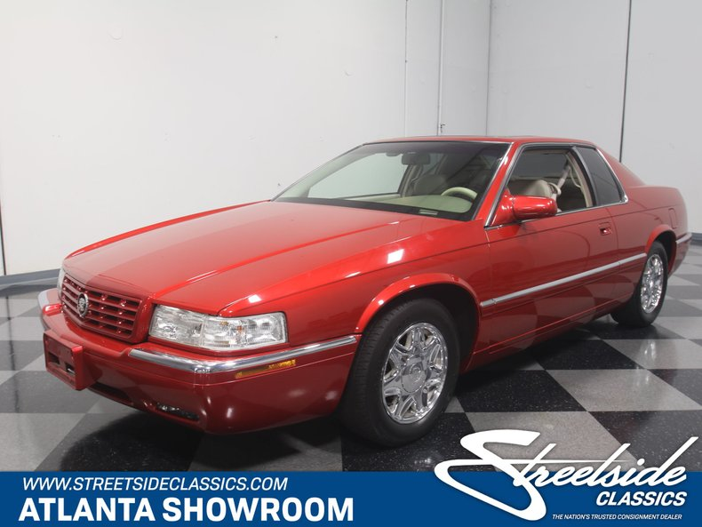 1996 Cadillac Eldorado For Sale