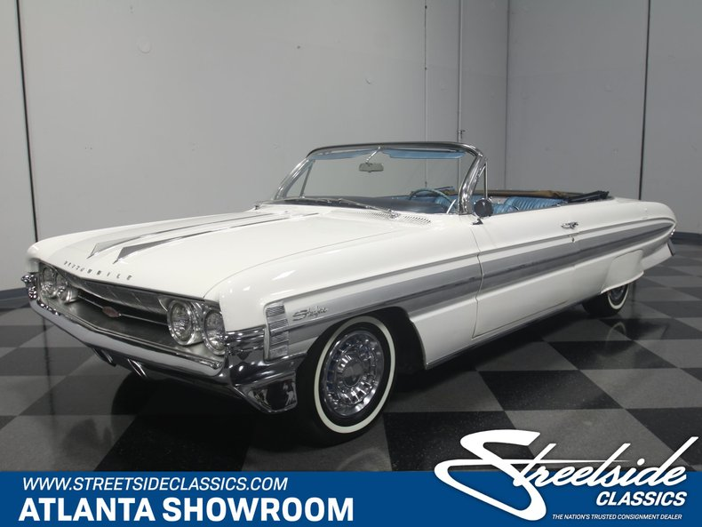 For Sale: 1961 Oldsmobile Starfire