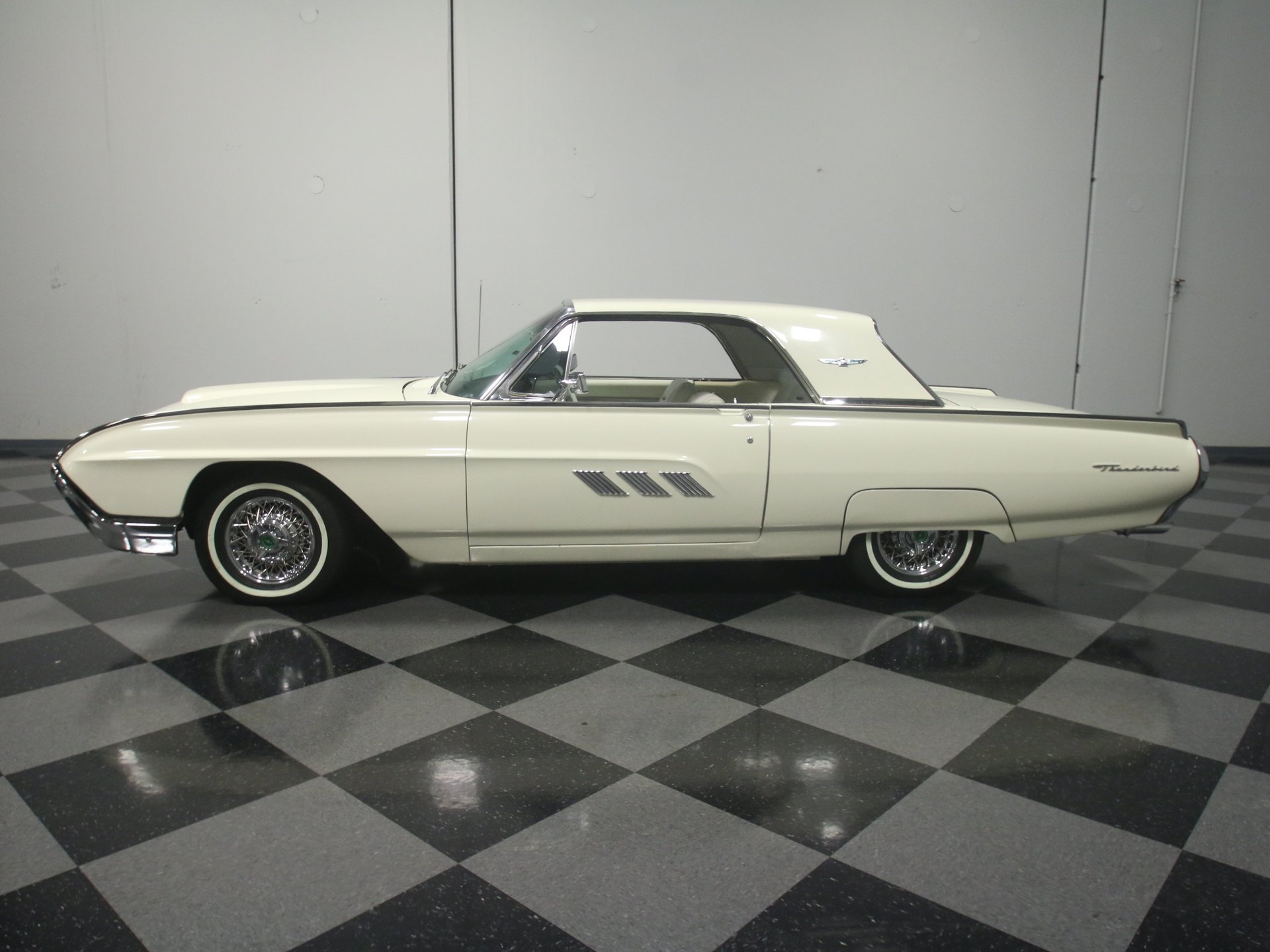 1963 ford thunderbird special edition principality of monaco