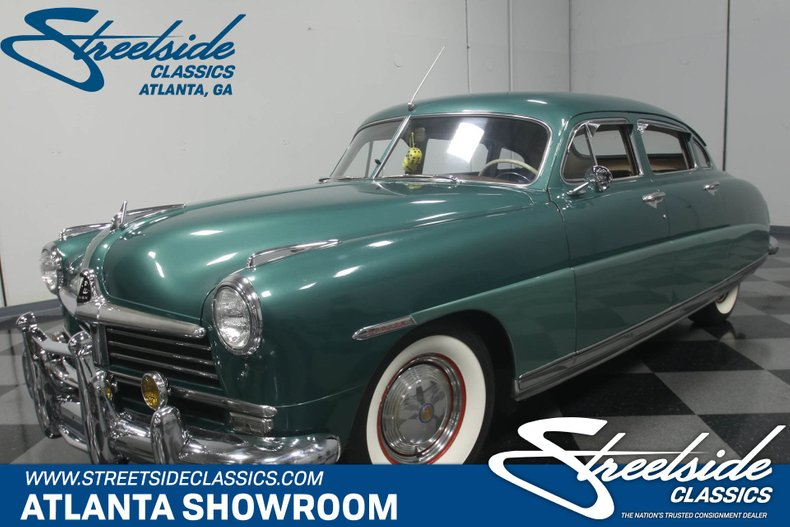 For Sale: 1949 Hudson Commodore