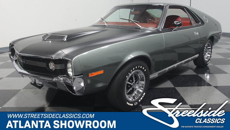 For Sale: 1970 AMC AMX