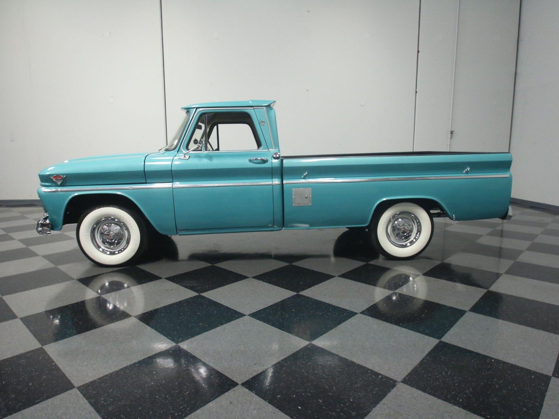 1966 gmc c10
