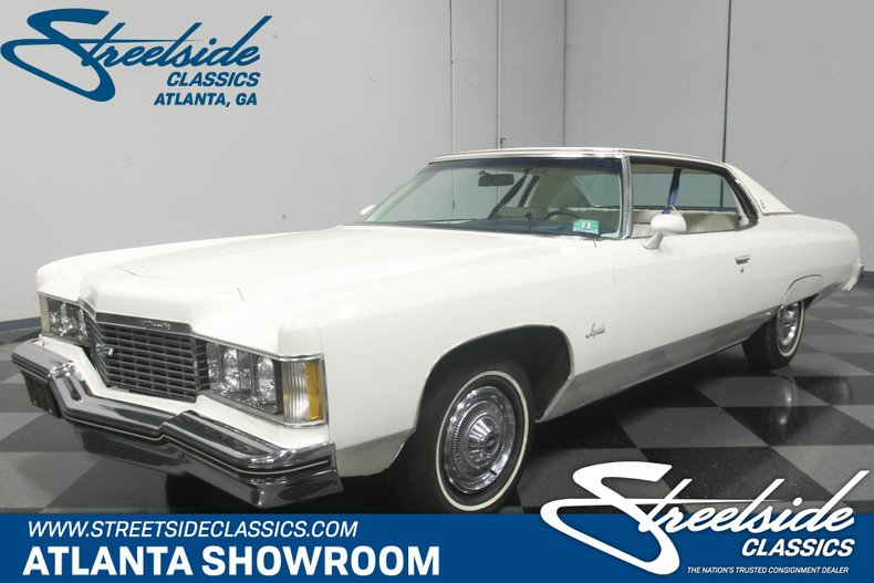 For Sale: 1974 Chevrolet Impala