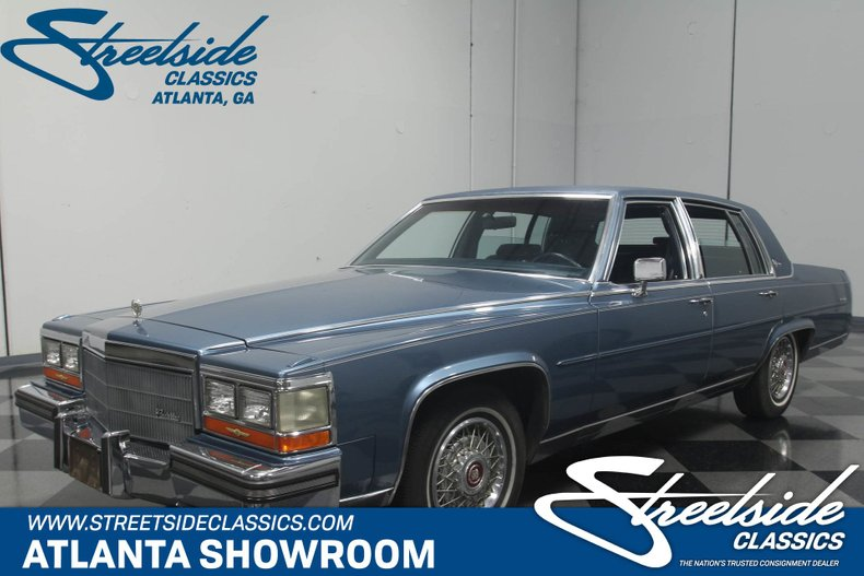 For Sale: 1986 Cadillac Fleetwood